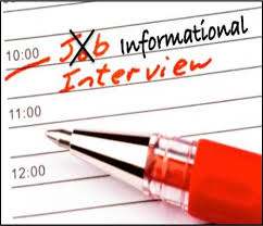 info interview